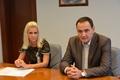 Monika Jankovská a Peter Chudík (foto: PSK)