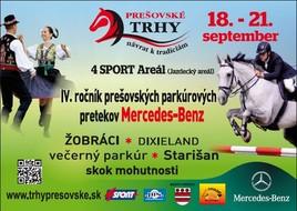 Prešovské trhy 2014 [Jazdecký areál 18.9.2014]