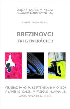 3 generácie Brezinovcov [ 4.9.2014]
