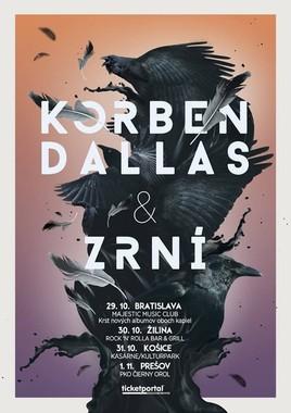 Korben Dallas & Zrní [PKO 1.11.2014 o 20:00]