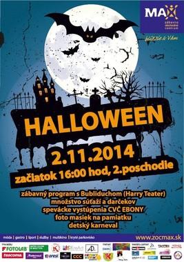 Halloween [ZOC MAX 2.11.2014 o 16:00]