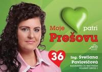 Svetlana Pavlovičová
