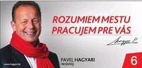Pavel Hagyari - banner