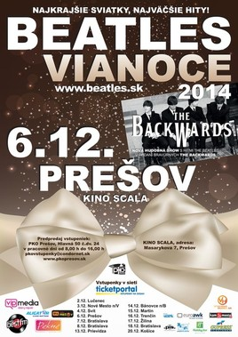 Beatles Vianoce 2014 [SCALA 6.12.2014 o 19:00]