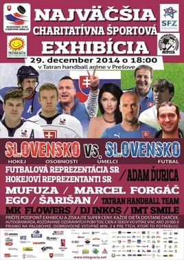 Slovensko vs. Slovensko [ 29.12.2014 o 18:00]