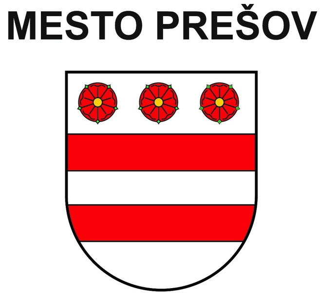 Mesto Prešov logo