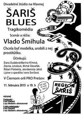 Šariš blues [PKO 11.2.2015 o 19:00]