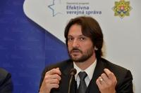 R.Kaliňák hovorí o OP Efektívna verejná správa
