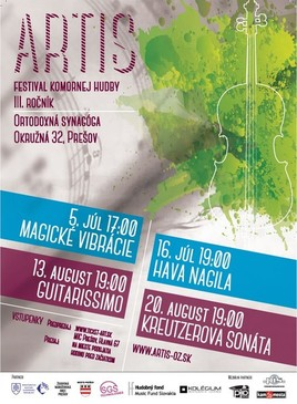 Artis [Synagóga 13.8.2015 o 19:00]